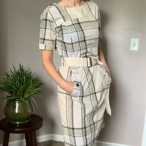Burberry Brit authentic dress. USA size 4.